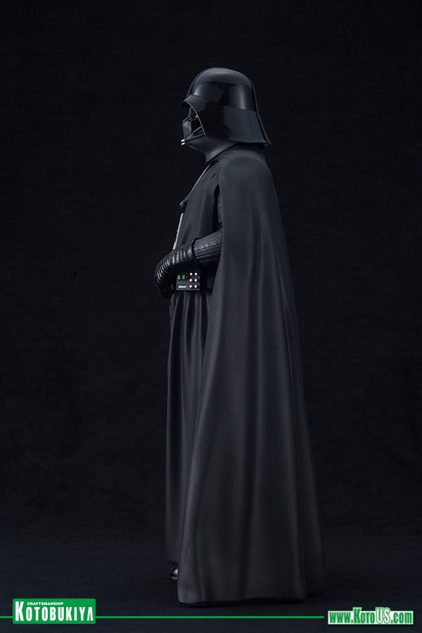 Kotobukiya - A New Hope - ARTFX+ Darth Vader Statue - Marvelous Toys - 4