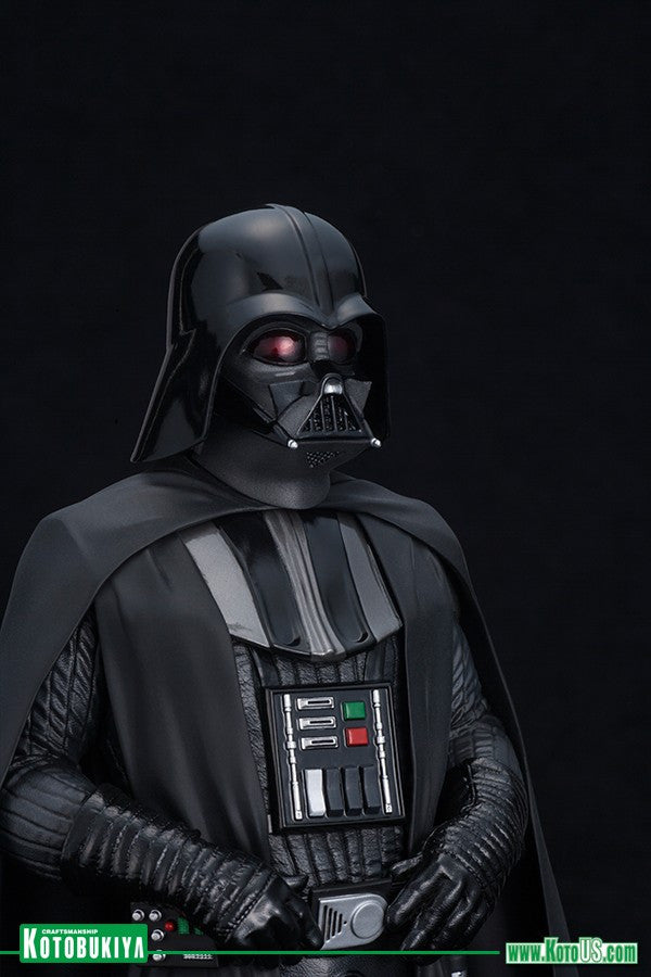 Kotobukiya - A New Hope - ARTFX+ Darth Vader Statue - Marvelous Toys - 2