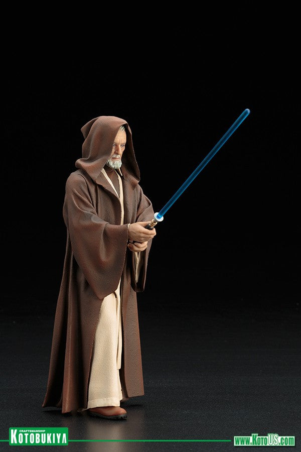 "Kotobukiya - ARTFX+ - Star Wars: A New Hope - Obi-Wan ""Ben"" Kenobi (1/10 Scale)"