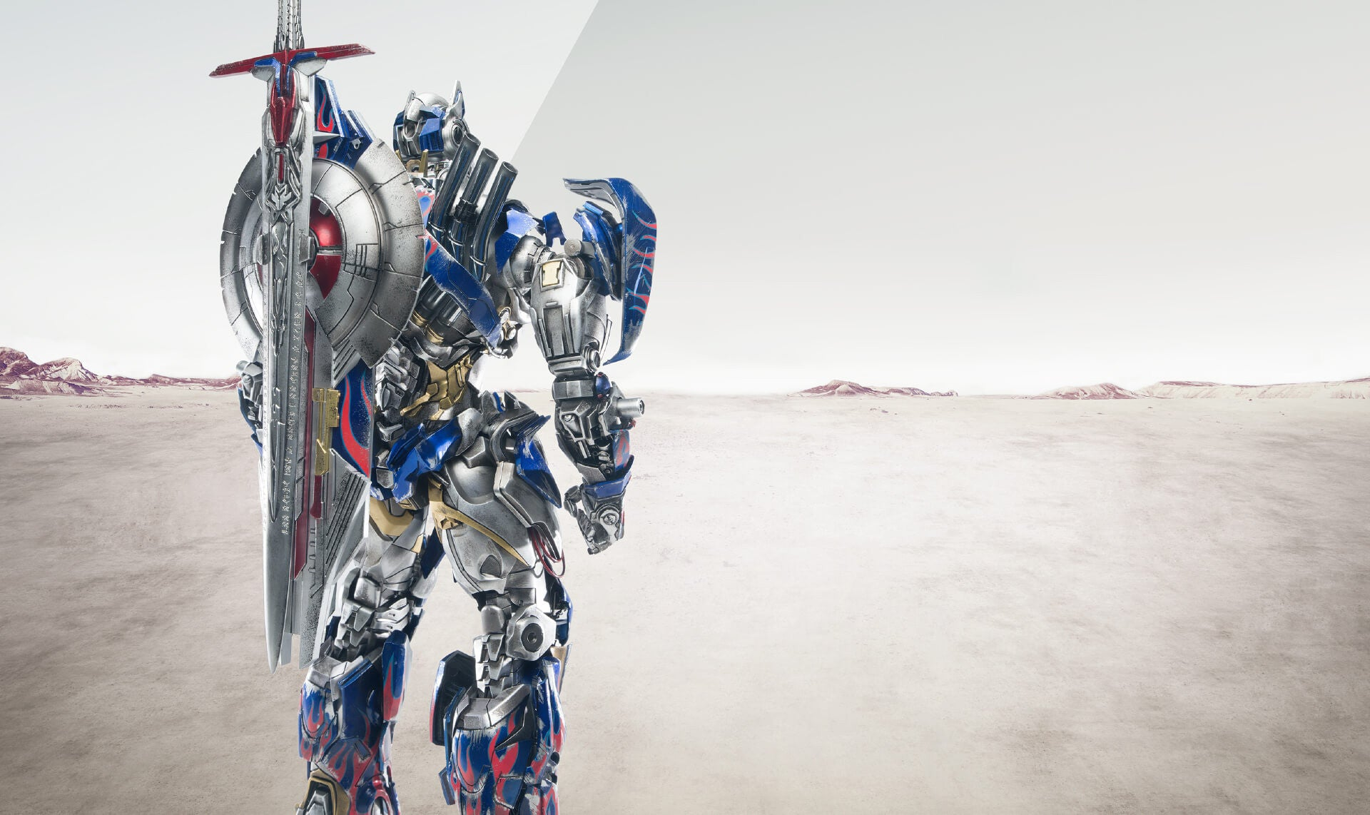 Comicave Studios - Omni Class: 1/22 Scale Optimus Prime - Marvelous Toys - 3