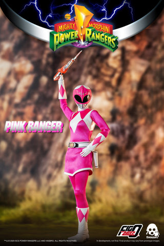 Threezero - Mighty Morphin Power Rangers - Pink Ranger (1/6 Scale)