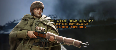DiD - R80139 - Battle of Stalingrad (1942) - Vasily Grigoryevich Zaytsev (10th Anniversary Edition)