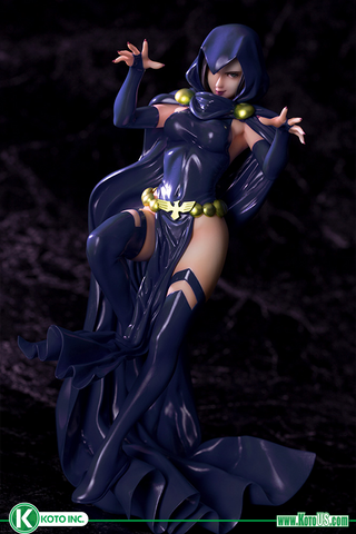 Kotobukiya - Bishoujo - DC Comics - Raven (2nd Edition) (1/7 Scale)