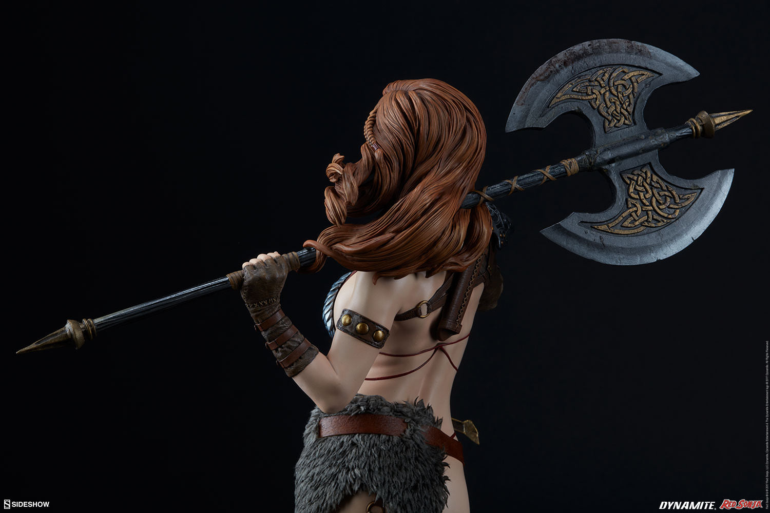 Sideshow Collectibles - Red Sonja: Queen of Scavengers - Premium Format Figure