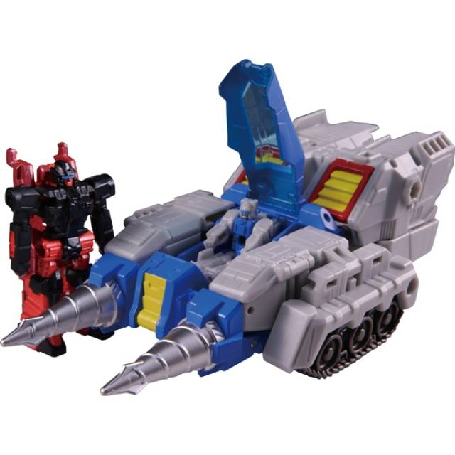 TakaraTomy - Tranformers Legends LG65 - Twin Twist