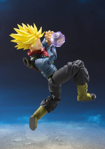 S.H.Figuarts - Dragon Ball Super - Trunks (TamashiiWeb Exclusive)