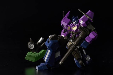 Flame Toys - Transformers - Furai Model 01 - Shattered Glass Optimus Prime (Attack Mode) Model Kit