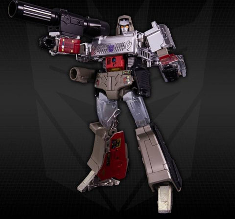 TakaraTomy - Transformers Masterpiece - MP-36+ - Megatron (TakaraTomy Mall Exclusive)