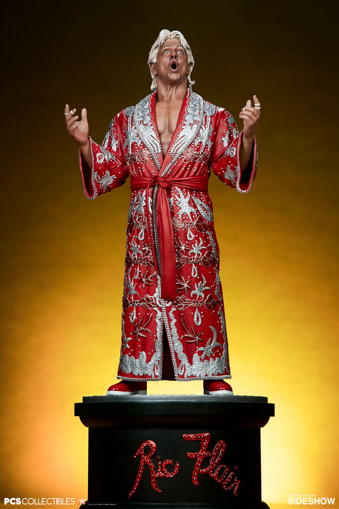 Pop Culture Shock - WWE - Ric Flair Statue (1/4 Scale)