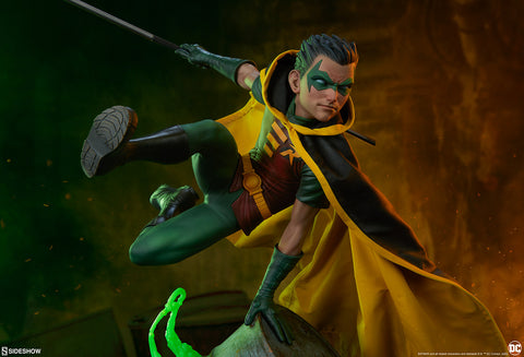 Sideshow Collectibles - Premium Format Figure - DC Comics - Robin