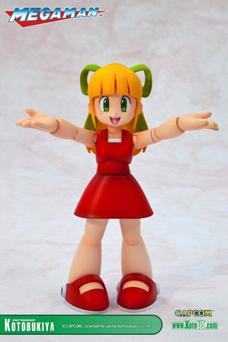 Kotobukiya - Rockman (Mega Man) - Roll Model Kit (1/10 Scale) (Repackaged Ver.)