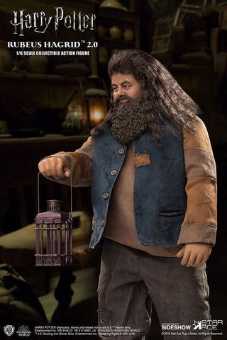 Star Ace Toys - Harry Potter and the Sorcerer's Stone - Rubeus Hagrid 2.0 (1/6 Scale)