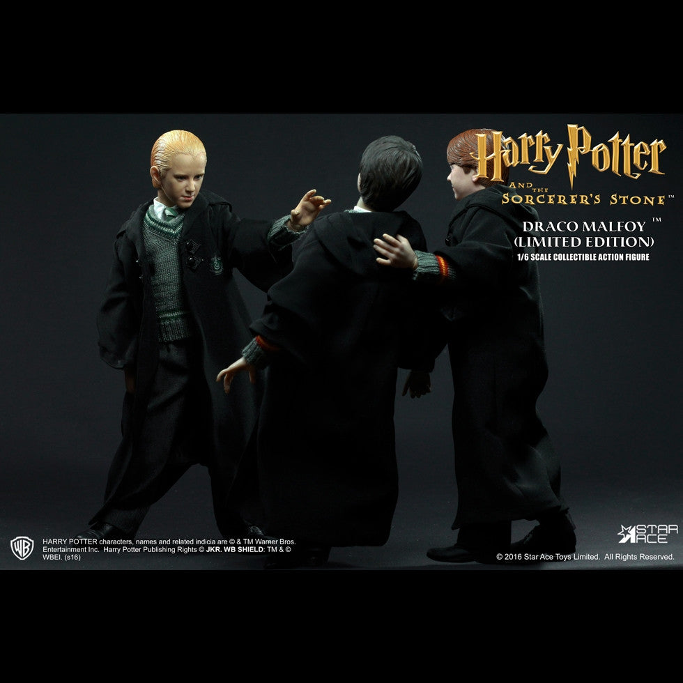 Star Ace Toys - SA0028 - Harry Potter And The Sorcerer's Stone - Draco Malfoy (Uniform) - Marvelous Toys - 10