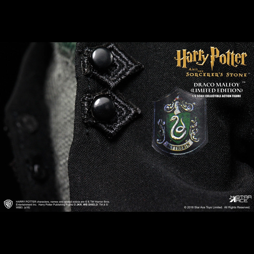 Star Ace Toys - SA0028 - Harry Potter And The Sorcerer's Stone - Draco Malfoy (Uniform) - Marvelous Toys - 11