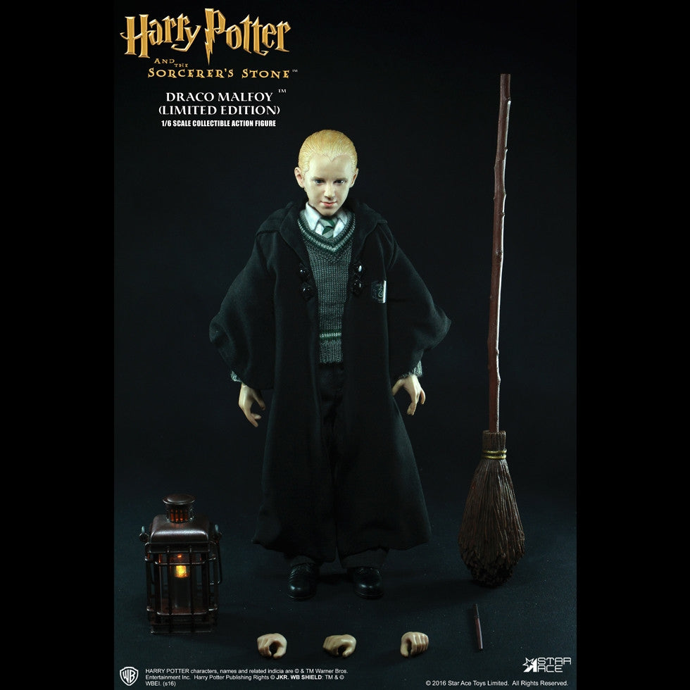 Star Ace Toys - SA0028 - Harry Potter And The Sorcerer's Stone - Draco Malfoy (Uniform) - Marvelous Toys - 12