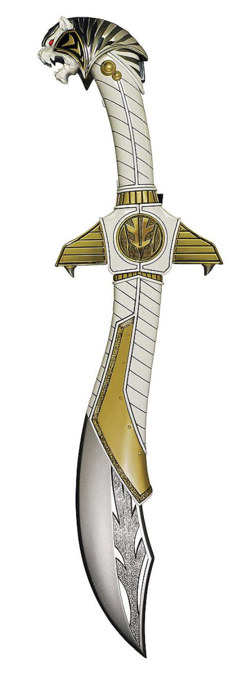Bandai America - Mighty Morphin Power Rangers - Legacy Saba Sword (Reissue)
