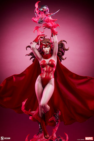 Sideshow Collectibles - Premium Format Figure - Marvel - Scarlet Witch