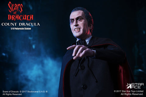 Star Ace Toys - Scars of Dracula - Count Dracula Statue