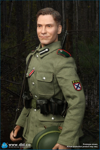 DiD - 20th Waffen Grenadier Division of The SS (1st Estonian) - Radio Operator Dennis
