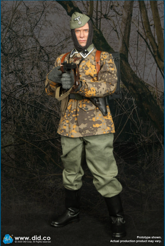 DiD - 20th Waffen Grenadier Division of The SS (1st Estonian) - Radio Operator Matthias