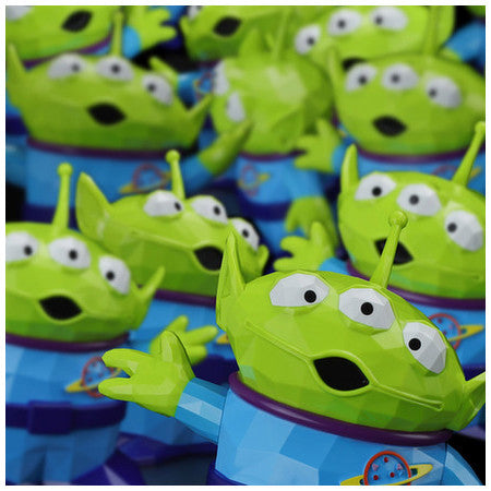 Sentinel - POLYGO - Toy Story - Little Green Men (LGM) (Japan Version) - Marvelous Toys - 5
