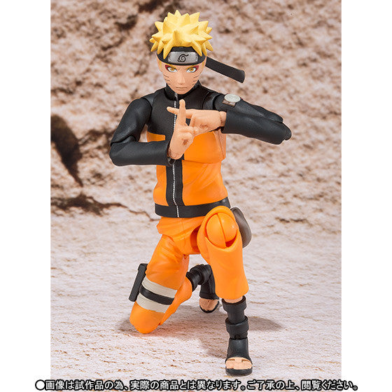 (IN STOCK) Naruto Sage Mode - S.H. Figuarts - Bandai Tamashii Web Exclusive - Marvelous Toys - 6
