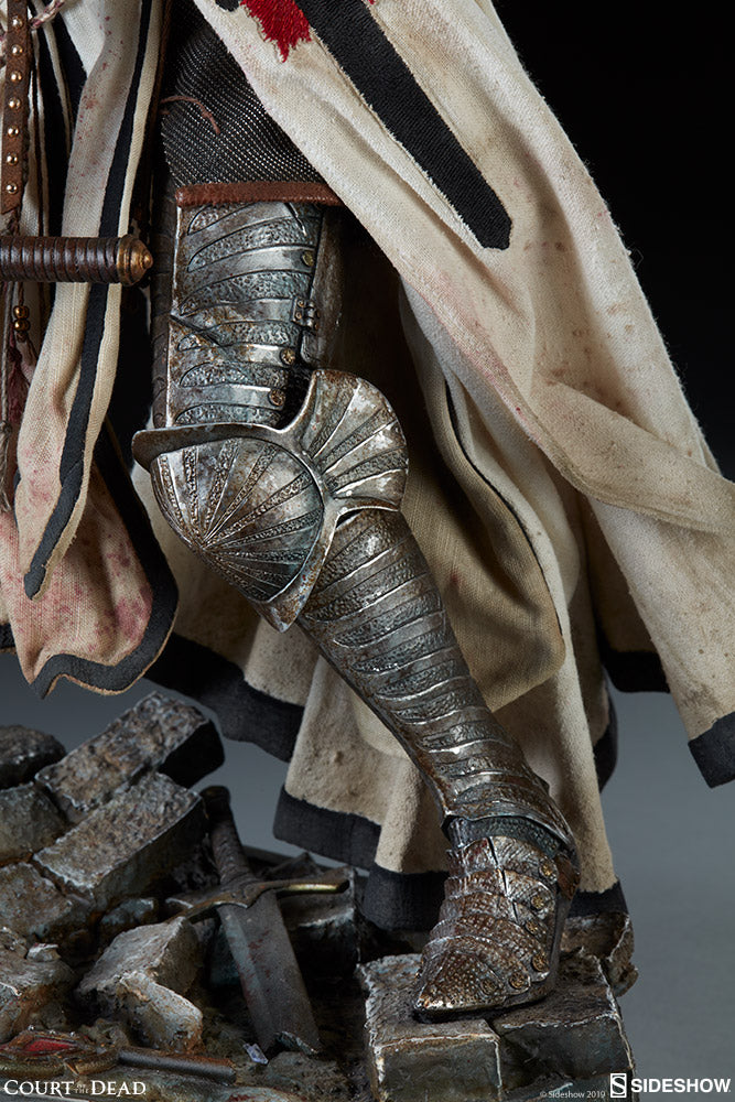 Sideshow Collectibles - Premium Format Figure - Court of the Dead - Shard: Faith Bearer's Fury