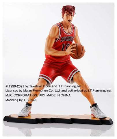 TK Holdings - The Spirit Collection of Inoue Takehiko - Slam Dunk: Style in the Moment - Hanamichi Sakuragi