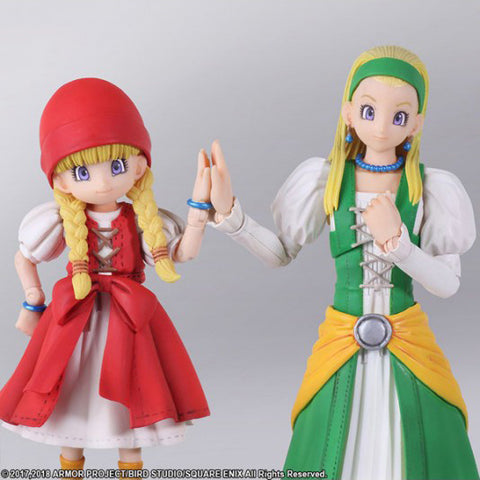 Bring Arts - Dragon Quest XI: Echoes of an Elusive Age - Veronica and Serena (2-Pack)