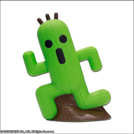 Square Enix - Final Fantasy - Mascot Coin Bank - Cactuar
