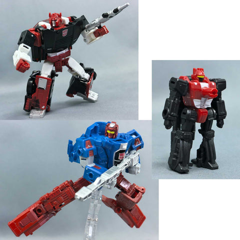 Hasbro - Transfomers Generations - War For Cybertron: Siege - Autobot Alphastrike Counterforce Multi-Pack (Sideswipe, Slamdance & Trenchfoot)