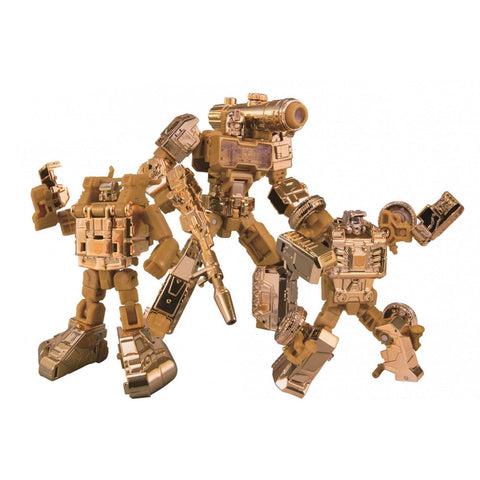 TakaraTomy - Transformers Legends LG-EX - Golden Lagoon Gift Set (TakaraTomy Mall Exclusive)