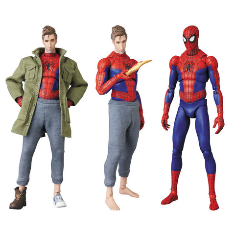 Medicom - MAFEX No. 109 - Spider-Man: Into the Spider-Verse - Peter B. Parker