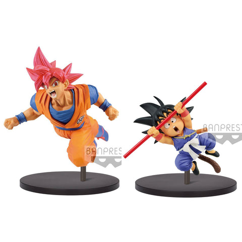 Banpresto - Dragon Ball Super - Goku Fest! Vol. 9 (Set of 2)
