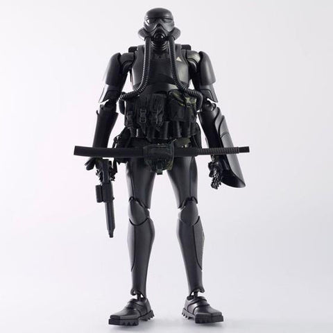 ThreeA - Tomorrow Kings - Show TK Trooper v2 - Black Sun Commando - Marvelous Toys - 2