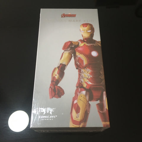 Comicave Studios - Omni Class: 1/12 Scale - Avengers: Age of Ultron - Iron Man Mark XLIII