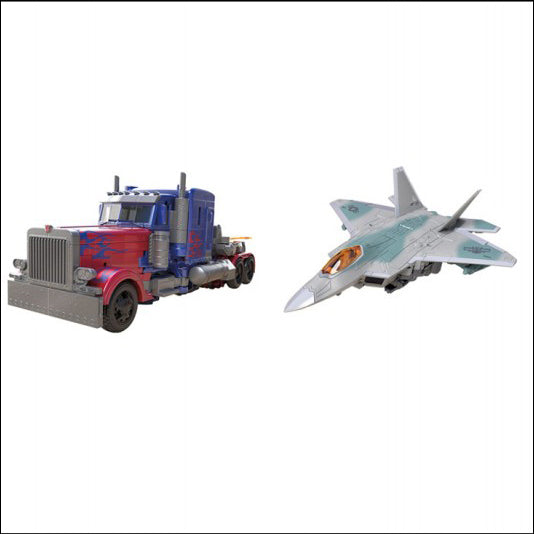 Hasbro - Transformers - Studio Series - Voyage Wave 1 - Optimus Prime and Starscream 2-Pack