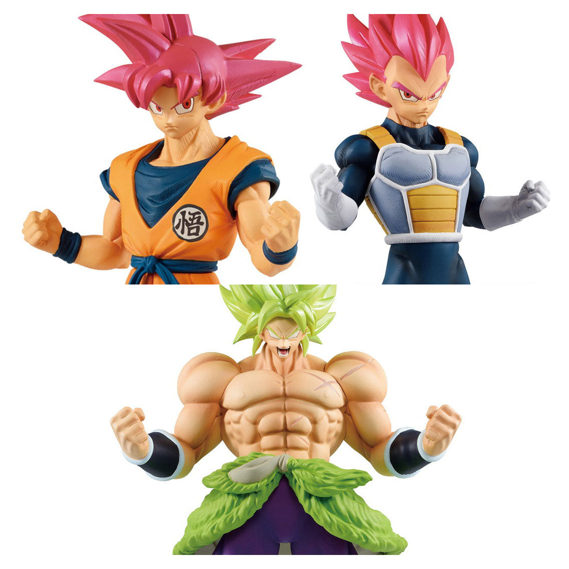 Dragon Ball Broly Full Movie: Banpresto Dragon Ball Super The Movie Chokoku Buyuden Goku