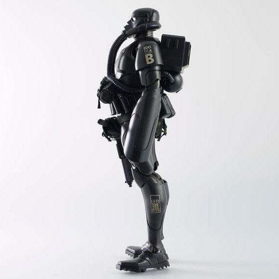 ThreeA - Tomorrow Kings - Show TK Trooper v2 - Black Sun Commando - Marvelous Toys - 4
