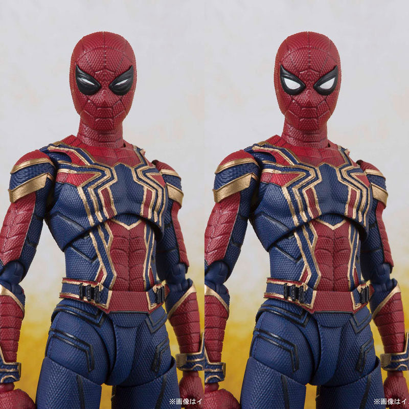 S.H.Figuarts - Avengers: Infinity War - Iron Spider & Tamashii Stage (Infinity War Ver.) (TamashiiWeb Exclusive)