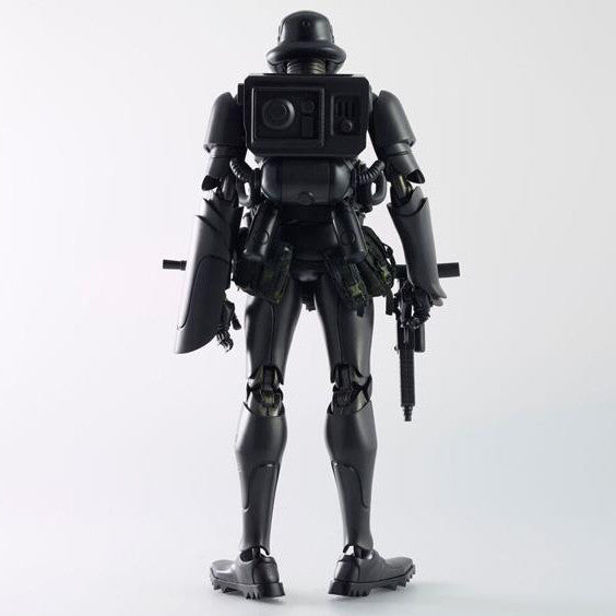 ThreeA - Tomorrow Kings - Show TK Trooper v2 - Black Sun Commando - Marvelous Toys - 5
