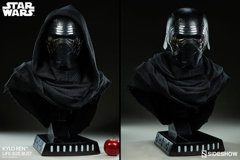 Sideshow Collectibles - Star Wars - Kylo Ren Life-Size Bust