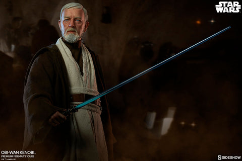 Sideshow Collectibles - Premium Format Figure - Star Wars: A New Hope - Obi-Wan Kenobi
