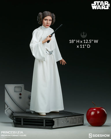 Sideshow Collectibles - Premium Format Figure - Star Wars - Princess Leia