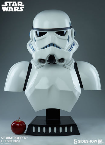 Sideshow Collectibles - Star Wars - Stormtrooper Life-Size Bust