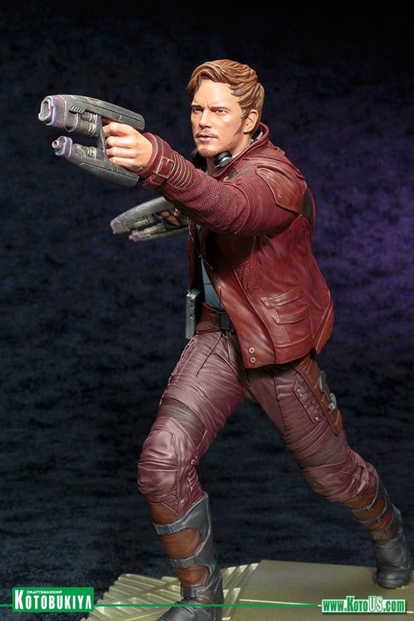 Kotobukiya - ARTFX+ - Guardians of the Galaxy Vol. 2 - Star-Lord with Groot (1/6 Scale)