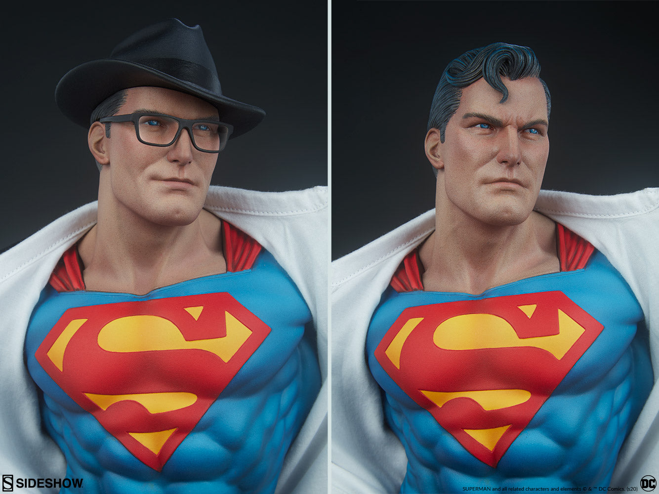 Sideshow Collectibles - Premium Format Figure - DC Comics - Superman: Call to Action