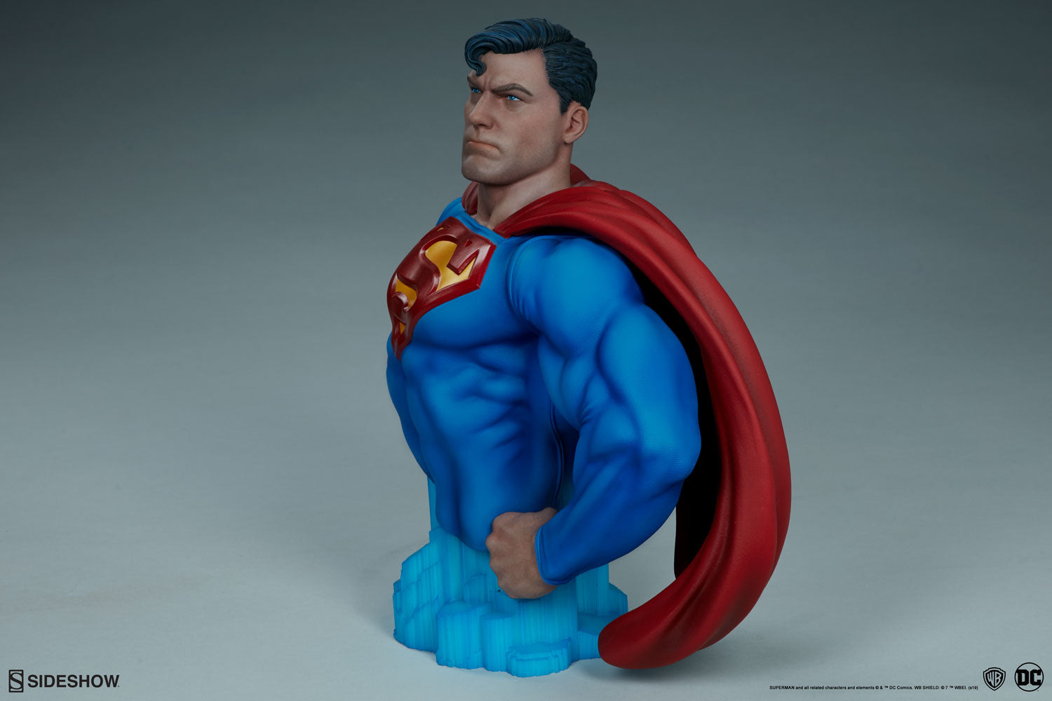 Sideshow Collectibles - Bust - DC Comics - Superman