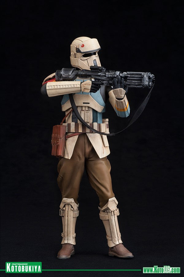 Kotobukiya - ARTFX+ - Rogue One: A Star Wars Story - Scarif Stormtrooper (Shoretrooper) Two Pack (1/10 scale) - Marvelous Toys - 13