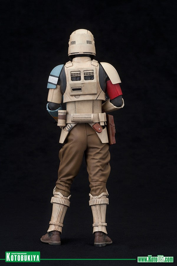 Kotobukiya - ARTFX+ - Rogue One: A Star Wars Story - Scarif Stormtrooper (Shoretrooper) Two Pack (1/10 scale) - Marvelous Toys - 4